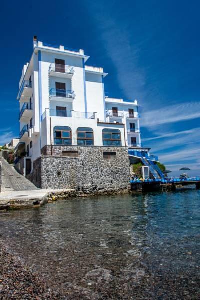 Hotel Rocce Azzurre Lipari